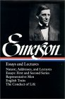 Ralph Waldo Emerson : Essays and Lectures