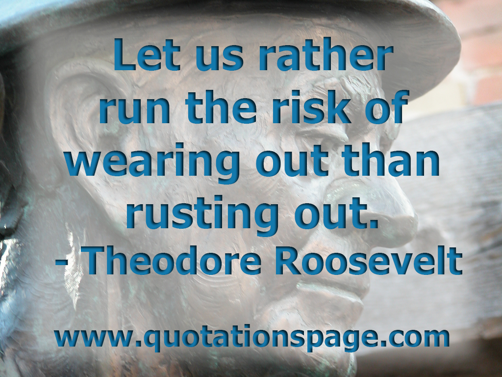 Theodore Roosevelt Quotes Quote Details Theodore Roosevelt We Are Face To The