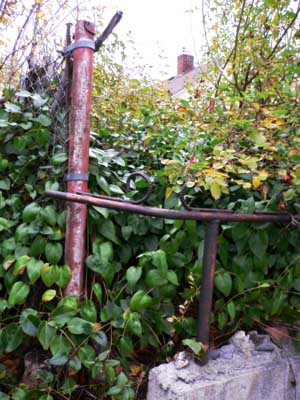 Autumn Fences by Laura Moncur 11-08-05